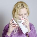 鼻の中が乾燥して痛い原因とは?もしかして病気!?