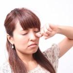 視界がぼやける5つの原因とは?一部が急に白くなるのは病気?